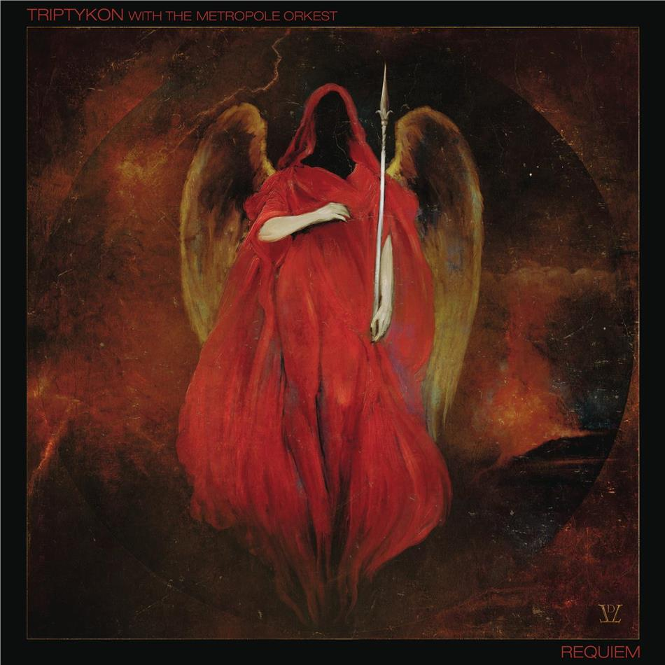 Triptykon (Tom Warrior/Celtic Frost) & Metropole Orkest - Requiem (Live At Roadburn 2019) (Mediabook, CD + DVD)