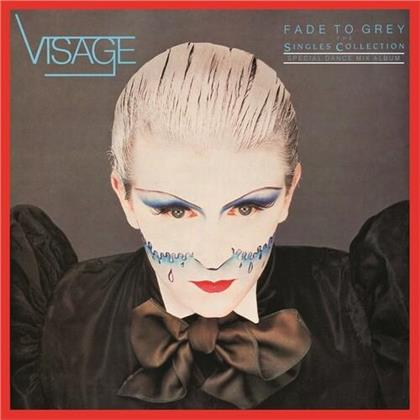 Visage - Fade To Grey - Special Dance Mix Album (Bonustrack, Rubellan Remasters, Remastered)