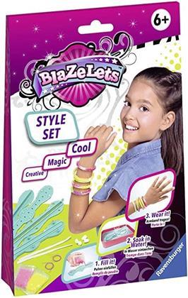 Blazelets Style Set Rings