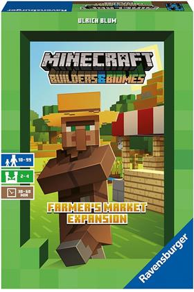 Minecraft Builders & Biomes Expansion