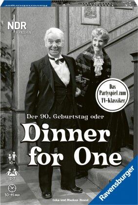 Der 90. Geburtstag oder Dinner for one (Spiel)