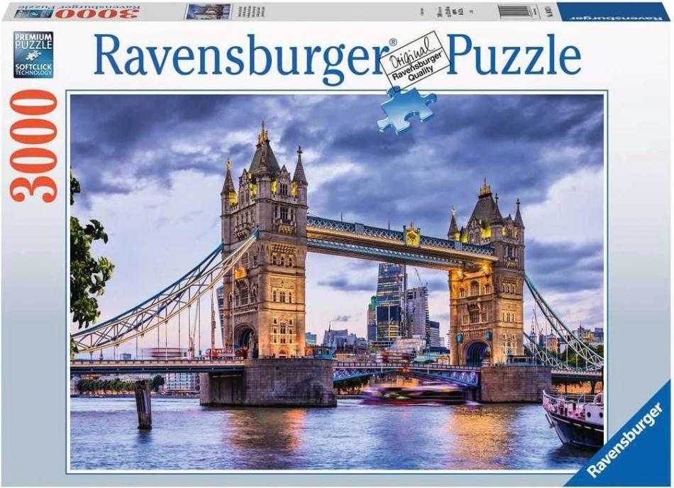 London, du schöne Stadt - 3000 Teile Puzzle