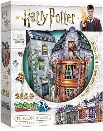 Harry Potter und das Geheimnis um Azkaban - 285 Teile 3D Puzzle