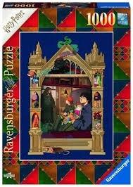 Harry Potter und das Trimagische Turnier - 1000 Teile Puzzle