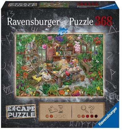 Escape Puzzle 11: The Green House - 368 Teile Puzzle