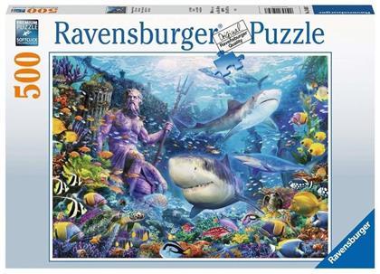 Herrscher der Meere - 500 Teile Puzzle
