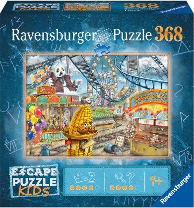 Escape Kids: Freizeitpark - 368 Teile Puzzle