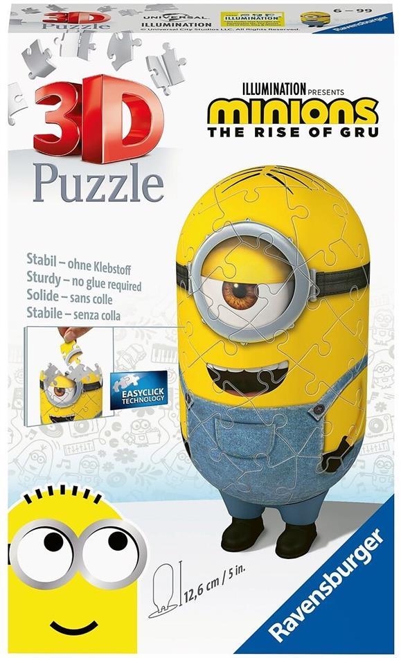 Minion: Jeans - 54 Teile 3D Puzzle