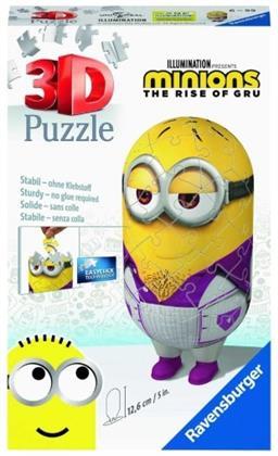 Minions: Disko - 3D Puzzle 54 Teile