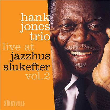 Hank Jones Trio - Live At Slukefter 2