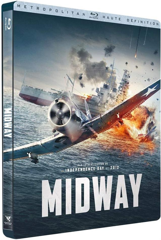 Midway (2019) (Limited Edition, Steelbook)