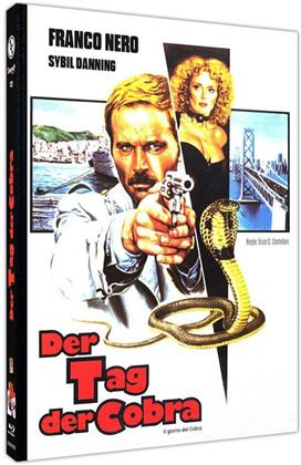 Der Tag der Cobra (1980) (Cover B, Limited Edition, Mediabook, Blu-ray + DVD)