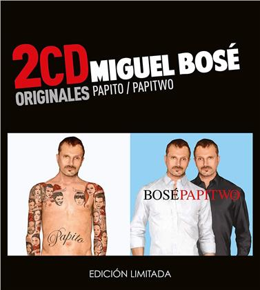 Miguel Bose - Papito / Papitwo (Limited, Papersleeve Limited Edition)