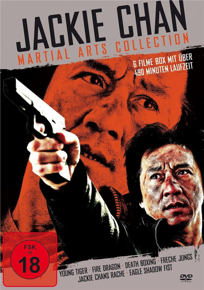 Jackie Chan - Martial Arts Collection (2 DVDs)