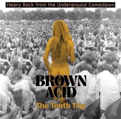 Brown Acid - The Tenth Trip (LP)
