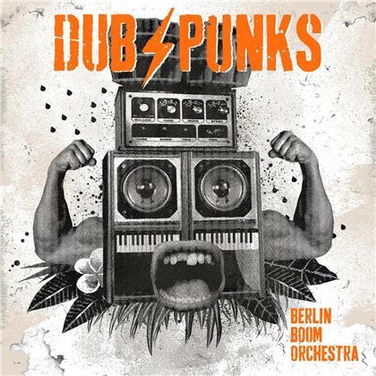 Berlin Boom Orchestra - Dub Punks (Orange Vinyl, LP)