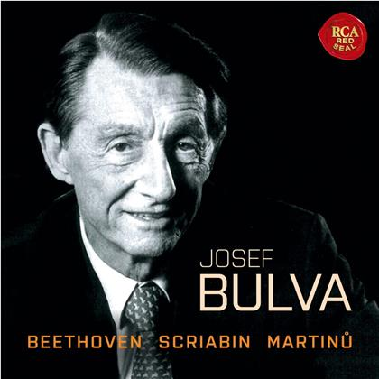 Ludwig van Beethoven (1770-1827), Alexander Scriabin (1872-1915), Bohuslav Martinu (1890-1959) & Josef Bulva - Beethoven-Scriabin-Martinu