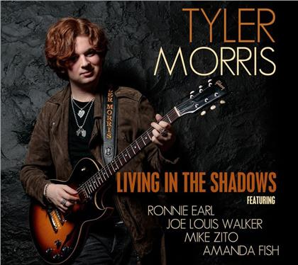 Tyler Morris feat. Ronnie Earl feat. Joe Louis Walker feat. Mike Zito feat. Amanda Fish - Living In The Shadows