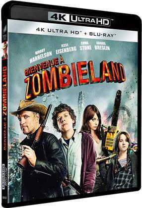 Bienvenue à Zombieland (2009) (4K Ultra HD + Blu-ray)