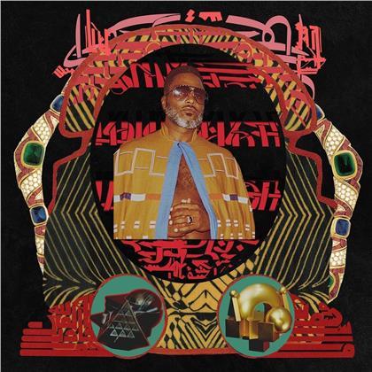Shabazz Palaces - Don Of Diamond Dreams