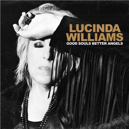 Lucinda Williams - Good Souls Better Angels (LP)