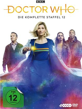 Doctor Who - Staffel 12 (5 DVDs)