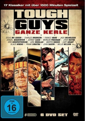Tough Guys - Ganze Kerle - 17 Klassiker (6 DVDs)