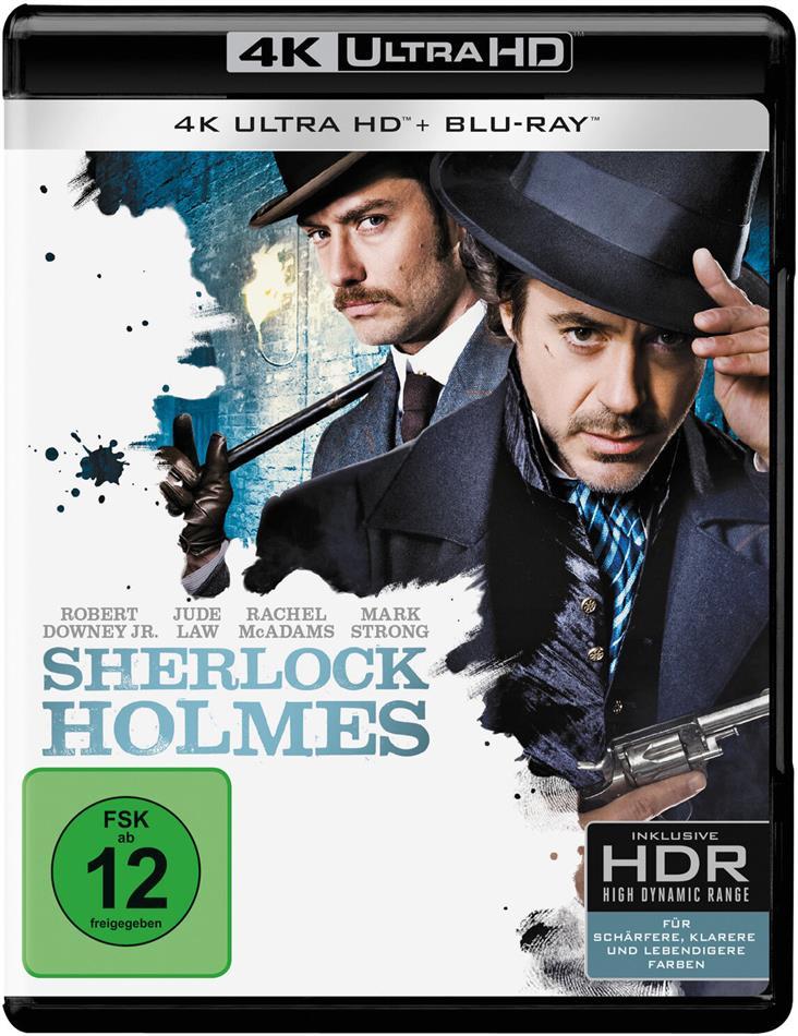 Sherlock Holmes (2010) (4K Ultra HD + Blu-ray)