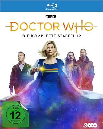 Doctor Who - Staffel 12 (BBC, 3 Blu-ray)