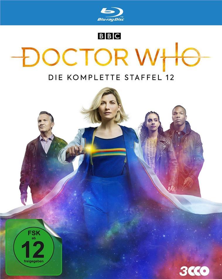 Doctor Who - Staffel 12 (BBC, 3 Blu-rays)