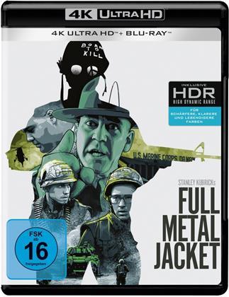 Full Metal Jacket (1987) (4K Ultra HD + Blu-ray)