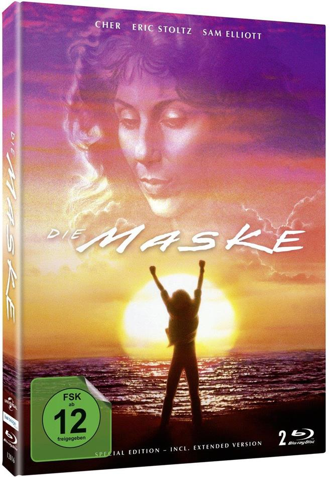 Die Maske (1985) (Extended Edition, Limited Special Edition, Mediabook, 2 Blu-rays)