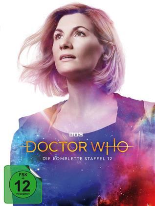 Doctor Who - Staffel 12 (Collector's Edition, Edizione Limitata, Mediabook, 5 DVD)