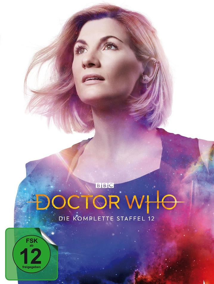 Doctor Who - Staffel 12 (Collector's Edition, Limited Edition, Mediabook, 5 DVDs)