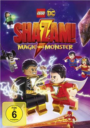 LEGO: DC Comics Super Heroes - Shazam! - Magie und Monster