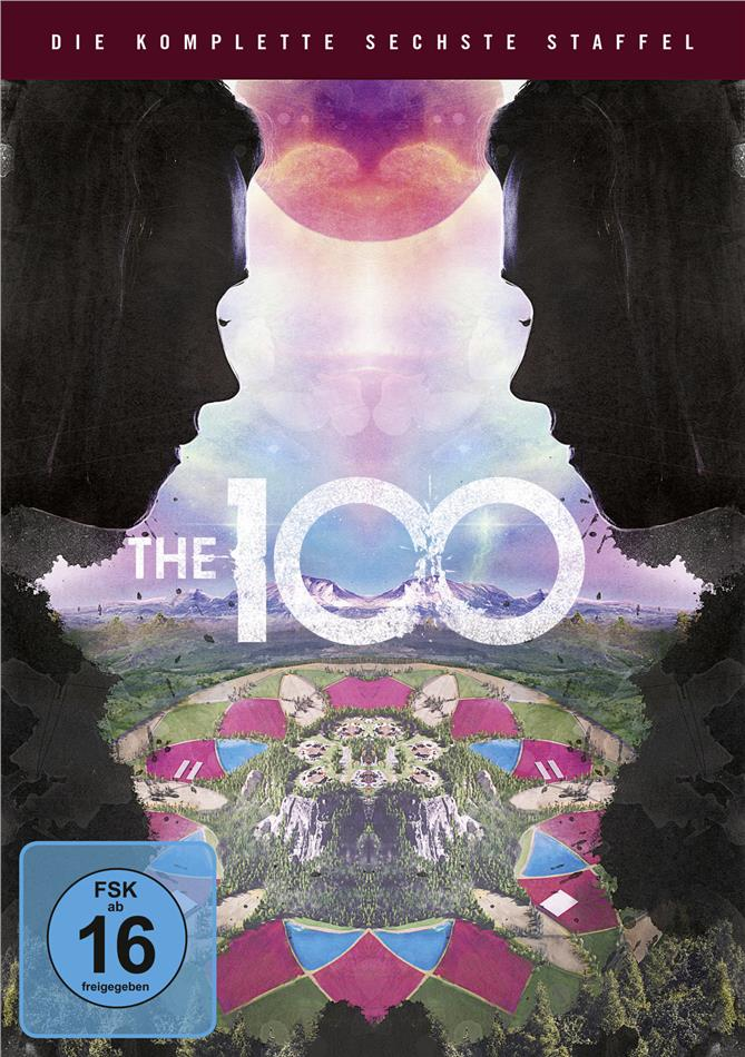 The 100 - Staffel 6 (3 DVDs)