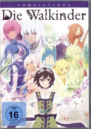 Die Walkinder - Die komplette Serie (Komplettbox, 2 DVDs)