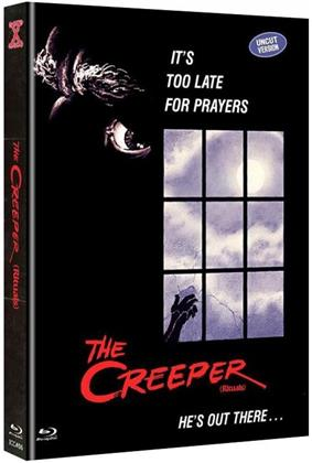 The Creeper (1977) (Cover D, Limited Edition, Mediabook, Uncut, Blu-ray + DVD)