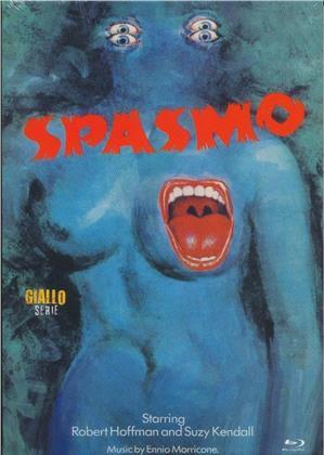 Spasmo (1974) (Kleine Hartbox, Uncut)