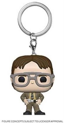 Funko Pop! Keychain: - The Office - Dwight Schrute