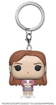 Funko Pop! Keychain: - The Office - Pam Beesly