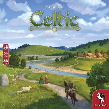 Celtic (deutsch/englisch)