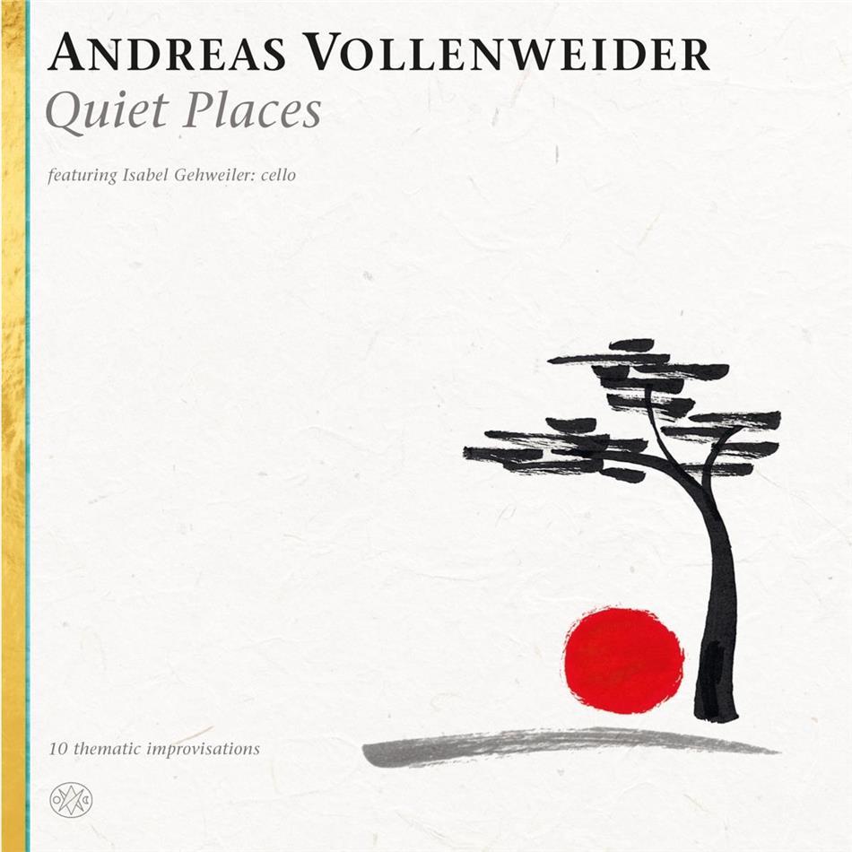 Andreas Vollenweider - Quiet Places (LP)