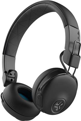 JLab Studio ANC OnEar Headphones - black