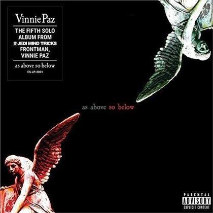Vinnie Paz - As Above So Below (LP)