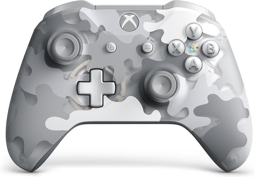 Xbox One Wireless Controller Arctic Camo (Special Edition)