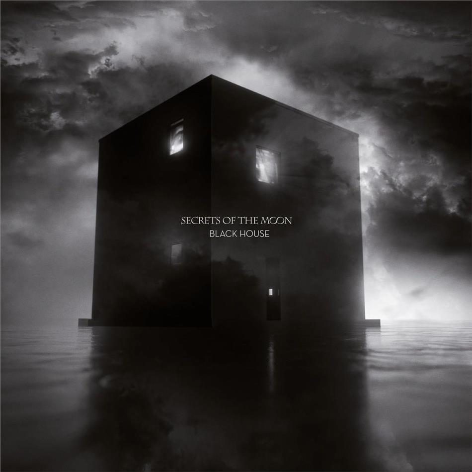 Secrets Of The Moon - Black House (Black Vinyl, Gatefold, LP)