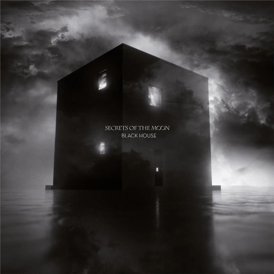 Secrets Of The Moon - Black House (Mediabook, CD + DVD)
