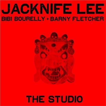 "Jacknife Lee - The Studio (Feat. Bibi Bourelly And Barny Fletcher (7"" Single)"
