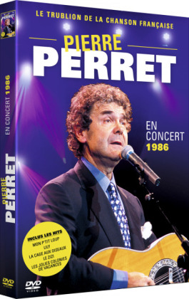 Pierre Perret - En Concert 1986